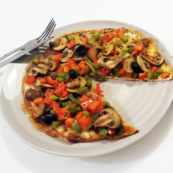 Pizza low carb FIT6 Nutricode